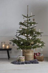 Amenajări nordice de Crăciun