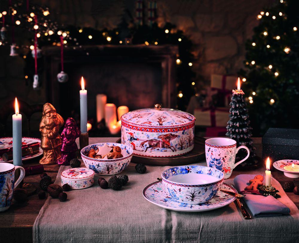 masa de Crăciun My House