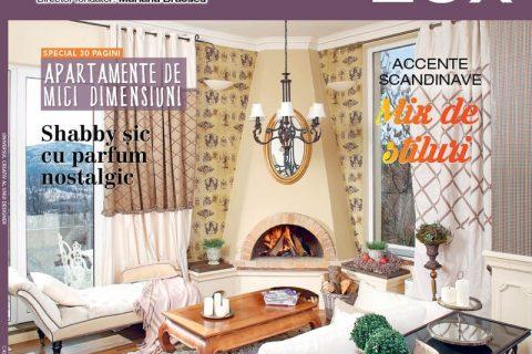 A apărut CASA LUX, ediția de februarie