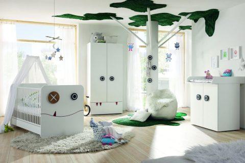 Cum amenajezi o cameră de copil?