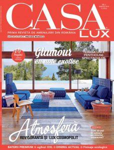 A apărut Casa Lux, ediție de martie