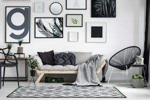 (P) 4 elemente care nu trebuie să lipsească dintr-o locuință cu design scandinav