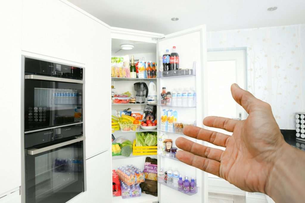 frigider stricat