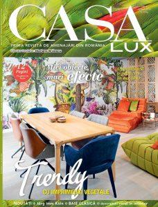 A apărut Casa Lux, ediția de aprilie