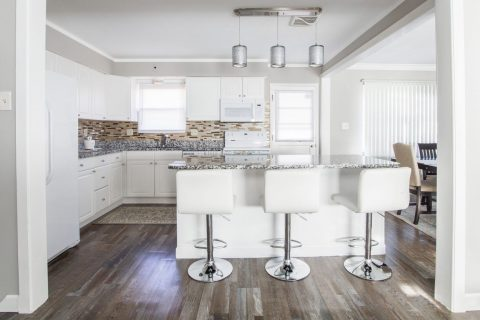 Tendințe moderne în amenajarea bucătăriilor în 2019